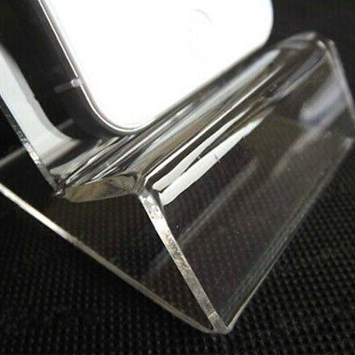30PCS General Clear Mount Holder Display For