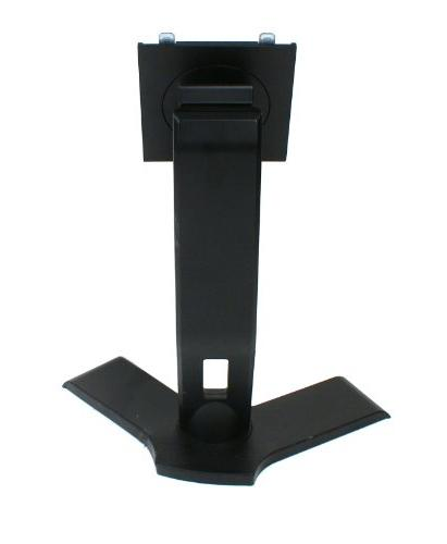 Genuine Dell P190s Black LCD Computer Monitor Stand For Select Flat This Stand Is a Suitable Replacement For of 1708FP, 1908FP, E156FP, E177FP, 1704FP, E197FP, 1904FP, E198WFP, SE178WFP, and Most Any LCD Monitor/Screen, Tilt Adjustment, Up To 45 or Up To Clockwise, Hight Adjustment Up