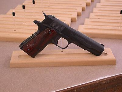 pistol gun display stand 1911 and more