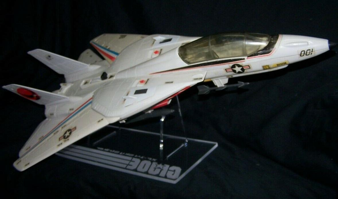 acrylic display stand for gi joe skystriker