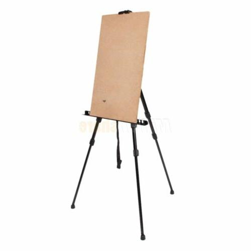 Art Artist Tripod Easel Display Stand Sketch Exhibition Collapsible