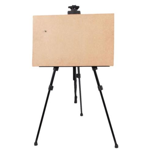Aluminium Alloy PaintingTripod Easel Display Stand Board Art