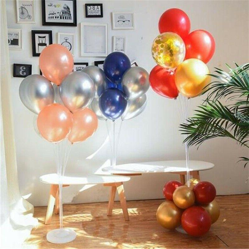 Balloon Column Stand Base Kit Wedding Birthday Supply Decor