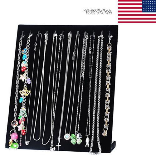 US Jewelry Chain Display Stand Rack Holder
