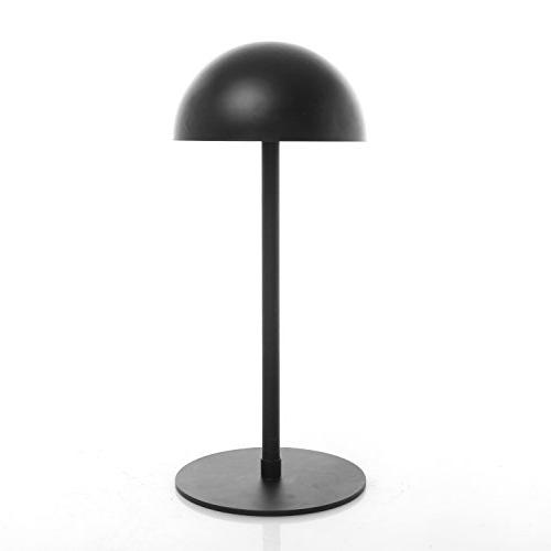 Black Dome Hat Stand Display Rack -