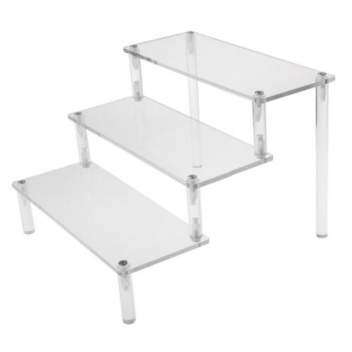 Deluxe Display Stand Removable Rack Figures 3