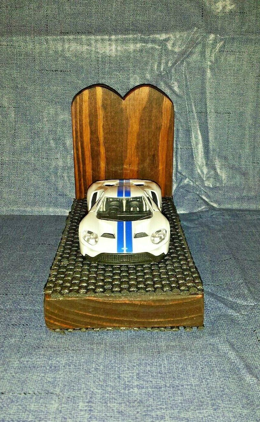"""""""Display Stand Mid-Size Diecast, Car, Pick-Up, Nascar,"""