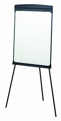 "Quartet Easel, Magnetic Whiteboard/Flipchart, 27"" x 35"", 70"""