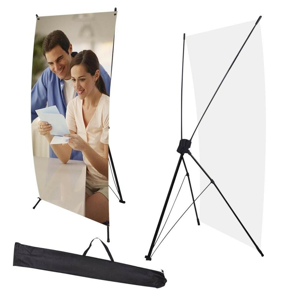 exhibition display x style banner stand 23