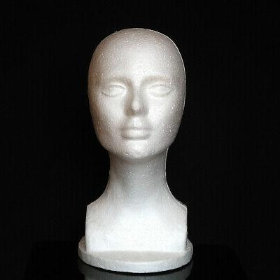 Female Mannequin Head Model For Hat Wig USA