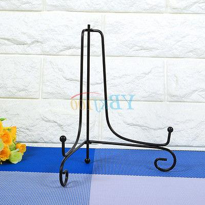 Home Iron Display Stand For Frames Book