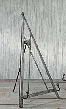 Large Industrial Pyramid Easel Display Stand