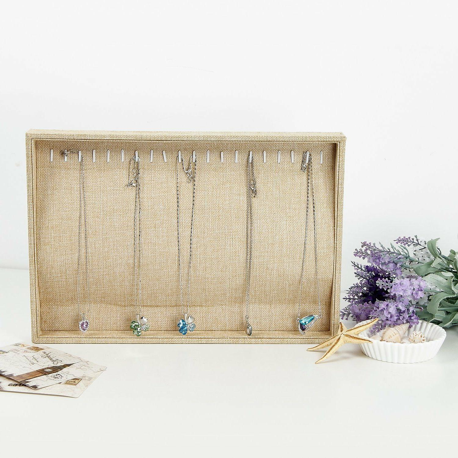 Jewelry Necklace Holder 16