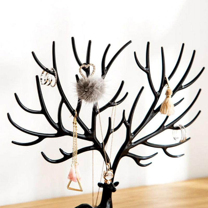 Jewelry Tree Organizer Ring Earring Hanger