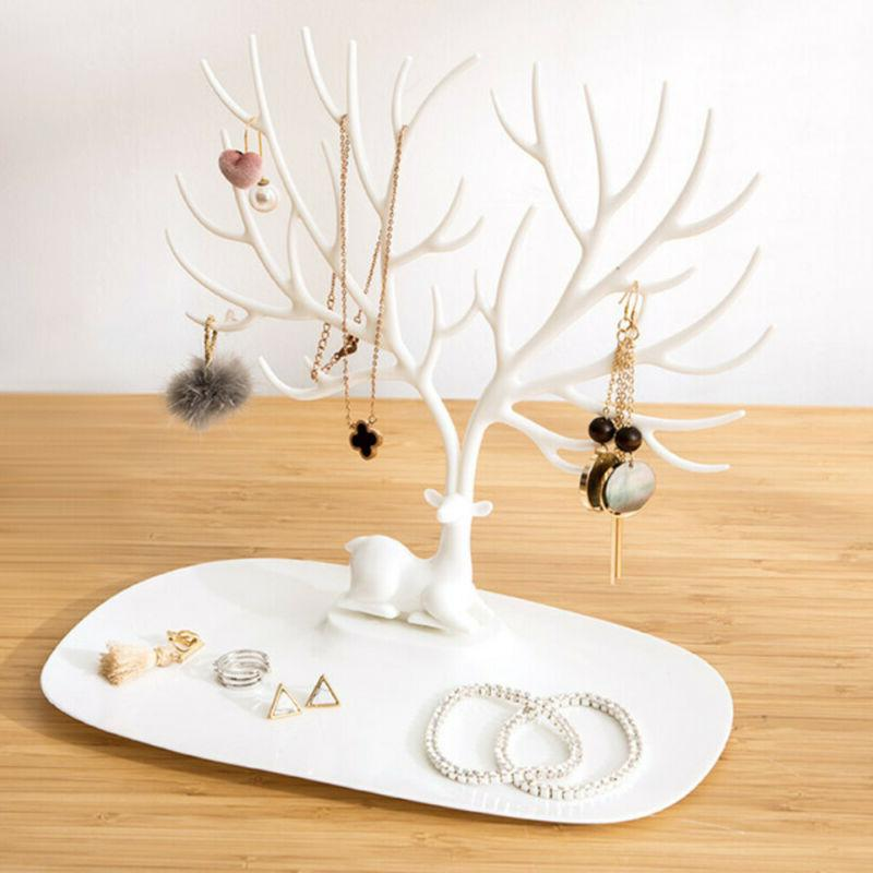 Jewelry Stand Display Organizer Earring Hanger Holder