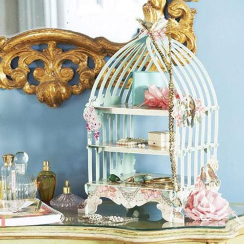 MagiDeal Birdcage Cupcake Stand Cupcake Display Party Baby S