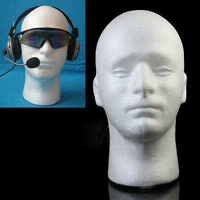 Male Foam Manikin Glasses