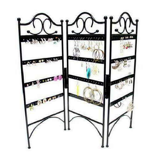 mango steam 3 panel jewelry organizer
