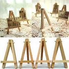 10pcs Wood Mini Easel Meeting Wedding Table Number Name Card