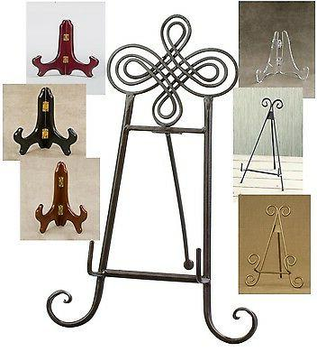 *New- Tripar Tabletop  Display Stands / Easels -Home Decor