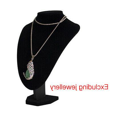Shop Bust Jewelry Necklace Pendant Stand Holder