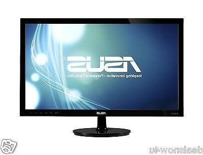 Slim Smart View 22 Inch Full HD 5ms LED Lit LCD Monitor Vide