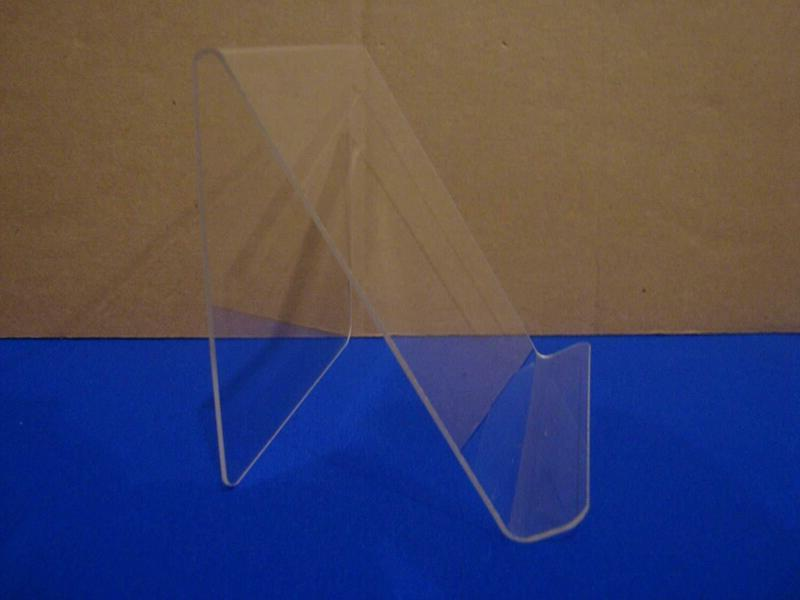 """Source One 6"""" Acrylic Easel Holder Stand"""