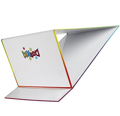 Tabletop & Whiteboard Includes: 4 Dry White Board Educational Toy