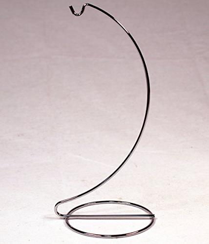 Creative Tall Chrome Wire for Glass Etc.- of