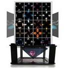 Universal 3D Holographic Hologram Display Stand Projector fo