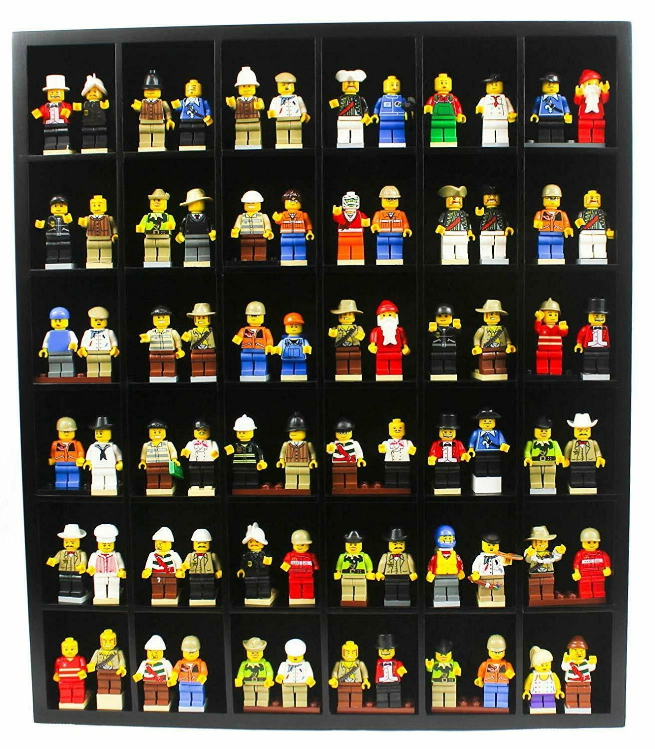 Wall Curio Minifigures/Dimensions