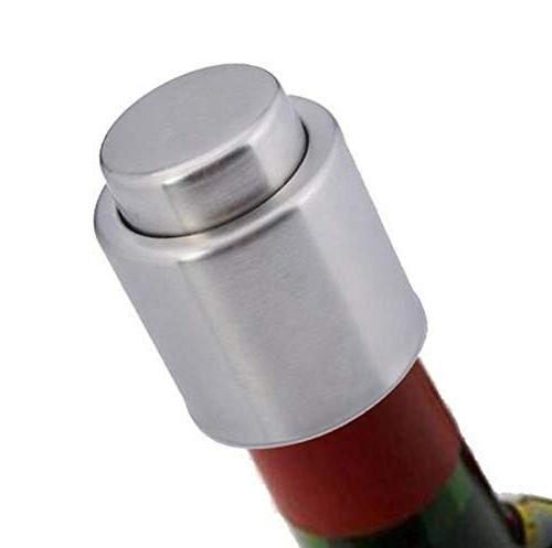 Wine Bottle Stopper Stainless Red Bottle Sealed Leakage Cap Tiger Unicorn Harry And Ring Twist Rack
