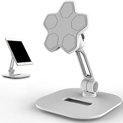Magnetic Tablet Stand,E xiuge Aluminum Adjustable 360 degree