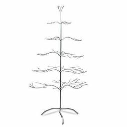 metal display tree