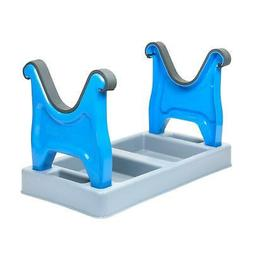 Model Airplane Stand Display Lightweight Plastic Holder RC M