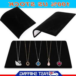 Necklace Pendant Earrings Display Stand Rack Accessories Jew