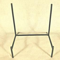"ONE  XL Iron Metal Display Stand ** 6"" x 3"" x 5""  ** HEAVY D"