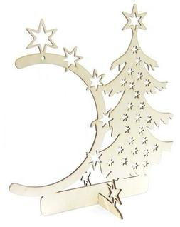 """ORNAMENT DISPLAY STAND HOLDER HANGERS  13.5"""" TALL"""
