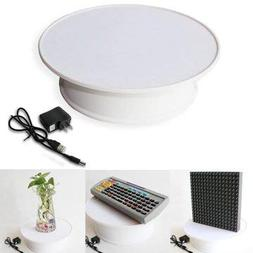 Rotating Display Stand Turntable Photography Anticlockwise W