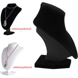 Shop Mannequin Bust Jewelry Necklace Pendant Earring Display