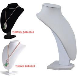 shop mannequin bust jewelry necklace pendant earring