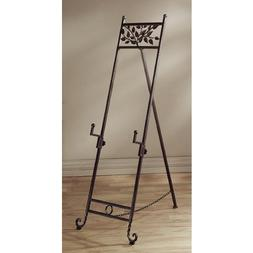 TRIPAR 56000 56 Inch Natural Elements Metal Floor Easel