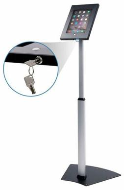 Mount-It! Anti-Theft Floor Stand for Apple iPad 2, 3, 4, Air