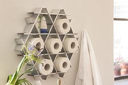Ruche shelving unit and display stand for the bathroom - Siz