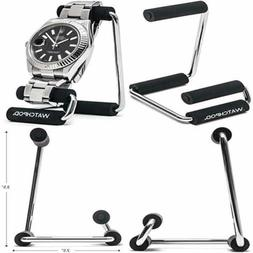 Watch Display Stand Metal Holder For 1 Showcase & Organize W