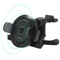 TaoTronics Vent Phone Holder for Car, Car Phone Mount with 7