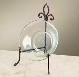 Large York Metal Stand for Books, Bowls, or Platters Easel P